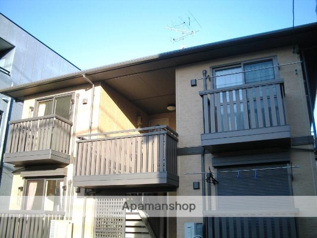愛知県名古屋市名東区、一社駅市バスバス14分猪子石小下車後徒歩7分の築9年 2階建の賃貸アパート