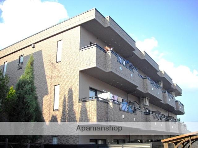愛知県名古屋市名東区、一社駅徒歩21分の築14年 3階建の賃貸マンション