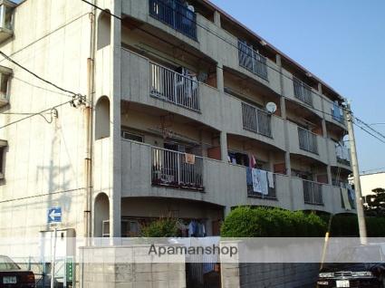 愛知県名古屋市名東区、一社駅徒歩24分の築34年 4階建の賃貸マンション