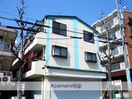 愛知県名古屋市名東区、星ヶ丘駅市バスバス11分勢子坊下車後徒歩7分の築26年 3階建の賃貸アパート