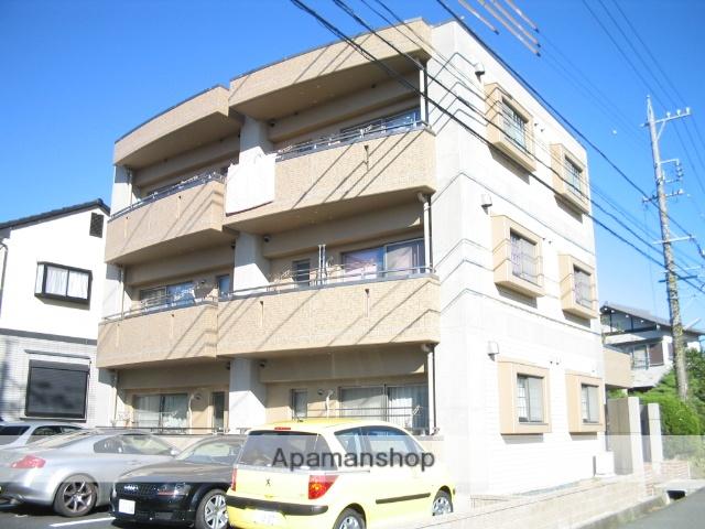 愛知県日進市、星ヶ丘駅市バスバス18分梅森台1下車後徒歩7分の築13年 3階建の賃貸マンション