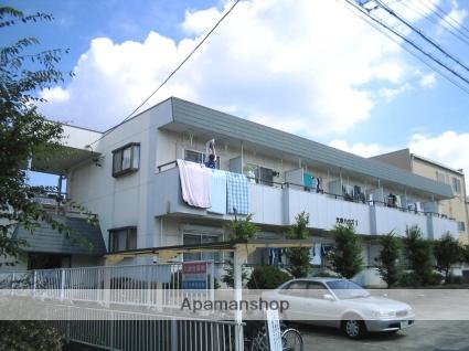 愛知県長久手市、杁ヶ池公園駅徒歩16分の築29年 2階建の賃貸マンション