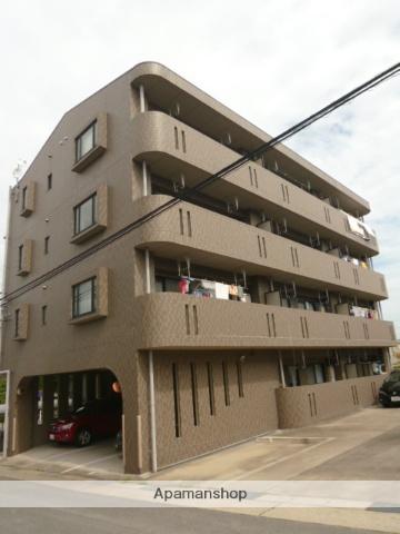 愛知県名古屋市名東区、上社駅徒歩8分の築14年 4階建の賃貸マンション