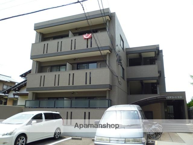 愛知県名古屋市名東区、一社駅徒歩24分の築24年 3階建の賃貸マンション