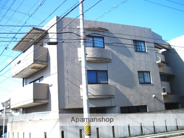 愛知県名古屋市名東区、上社駅徒歩12分の築24年 3階建の賃貸マンション