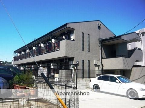 愛知県名古屋市名東区、上社駅徒歩14分の築21年 2階建の賃貸アパート