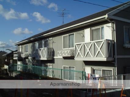 愛知県名古屋市名東区、星ヶ丘駅市バスバス14分大針下車後徒歩2分の築27年 2階建の賃貸アパート