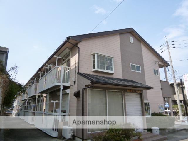 愛知県名古屋市名東区、星ヶ丘駅市バスバス12分高針原下車後徒歩3分の築25年 2階建の賃貸アパート