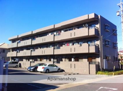 愛知県名古屋市名東区、一社駅徒歩27分の築26年 3階建の賃貸マンション