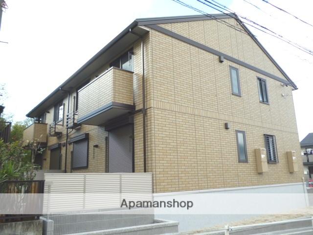 愛知県名古屋市名東区、一社駅徒歩24分の築5年 2階建の賃貸アパート