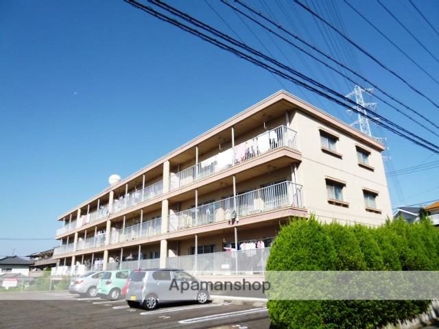愛知県名古屋市名東区、一社駅徒歩22分の築35年 3階建の賃貸マンション