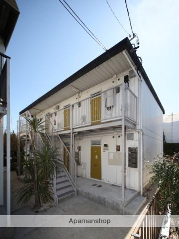愛知県名古屋市名東区、上社駅徒歩16分の築33年 2階建の賃貸アパート