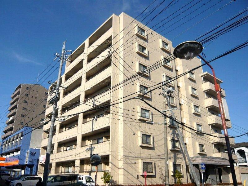 愛知県名古屋市名東区、はなみずき通駅徒歩20分の築10年 7階建の賃貸マンション