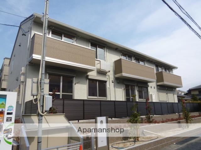 愛知県名古屋市名東区、一社駅市バスバス14分引山下車後徒歩5分の築4年 2階建の賃貸アパート