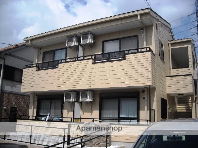 愛知県日進市、星ヶ丘駅名鉄バスバス22分南高上下車後徒歩3分の築9年 2階建の賃貸マンション