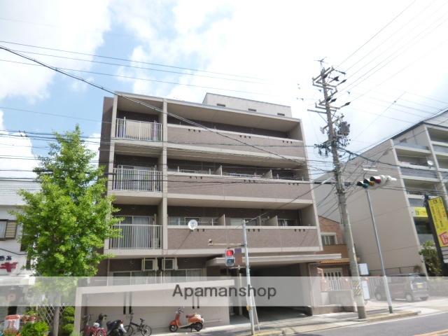 愛知県名古屋市名東区、一社駅徒歩30分の築12年 4階建の賃貸マンション