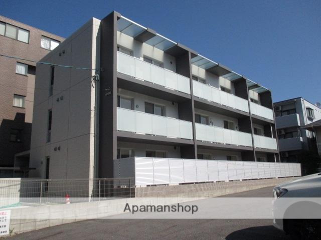 愛知県名古屋市名東区、星ヶ丘駅徒歩11分の築2年 3階建の賃貸マンション
