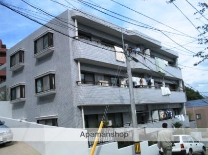 愛知県名古屋市名東区、東山公園駅徒歩24分の築28年 3階建の賃貸マンション