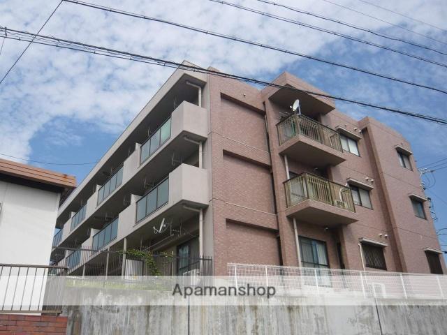 愛知県名古屋市名東区、本郷駅市バスバス12分大針下車後徒歩3分の築22年 3階建の賃貸マンション