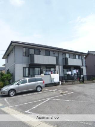 愛知県長久手市、はなみずき通駅徒歩22分の築16年 2階建の賃貸アパート