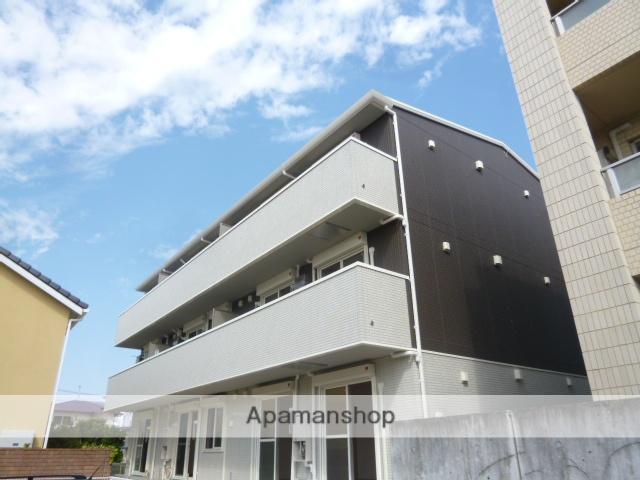 愛知県名古屋市名東区、星ヶ丘駅徒歩19分の築2年 3階建の賃貸アパート