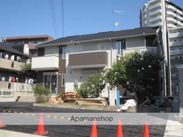 愛知県名古屋市名東区、星ヶ丘駅徒歩16分の築1年 2階建の賃貸アパート