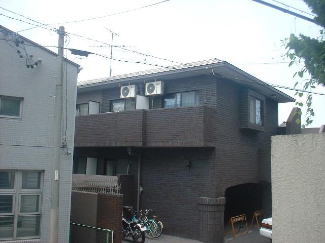 愛知県名古屋市千種区、自由ヶ丘駅徒歩13分の築29年 2階建の賃貸マンション