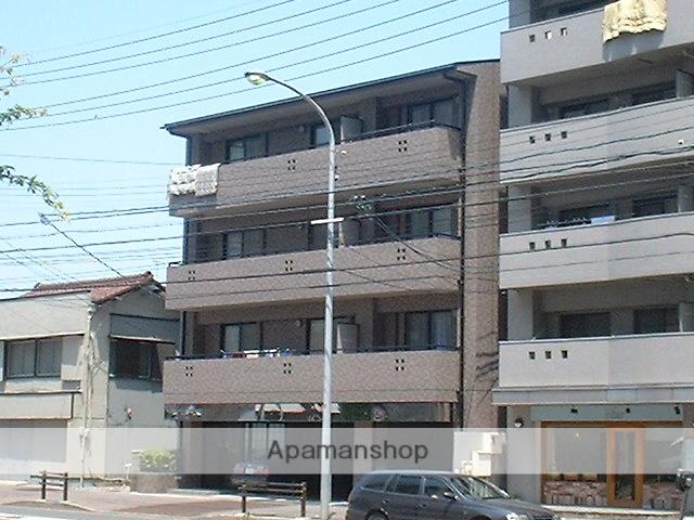 愛知県名古屋市千種区、茶屋ヶ坂駅徒歩15分の築16年 4階建の賃貸マンション
