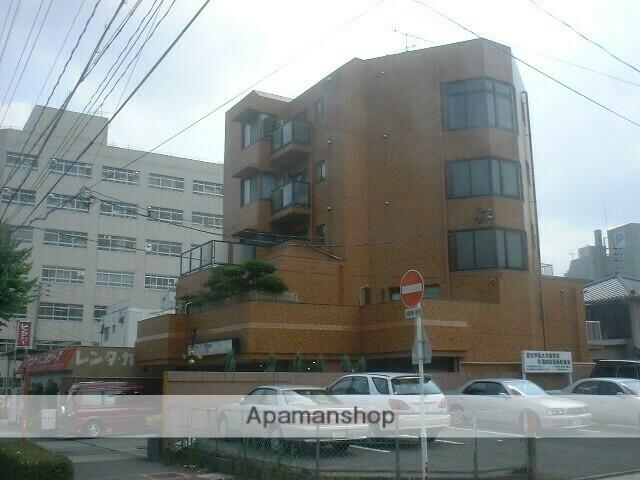愛知県名古屋市千種区、池下駅徒歩16分の築29年 5階建の賃貸マンション