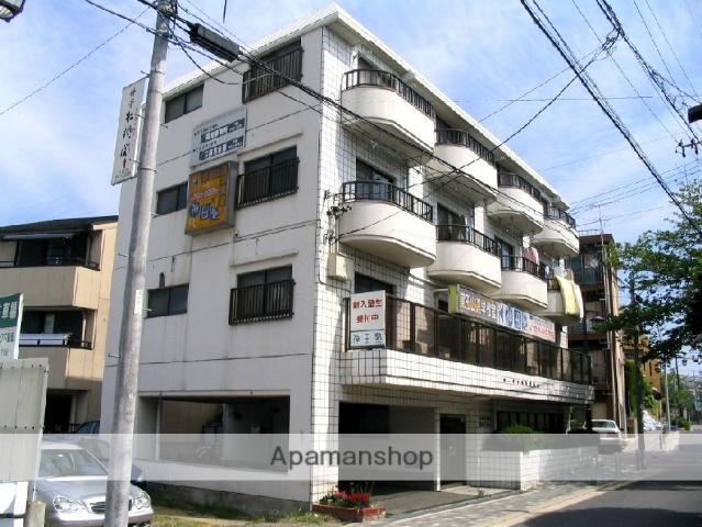 愛知県名古屋市千種区、池下駅徒歩7分の築38年 4階建の賃貸マンション