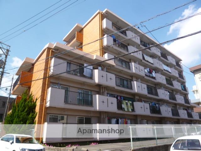 愛知県名古屋市名東区、一社駅徒歩20分の築34年 6階建の賃貸マンション
