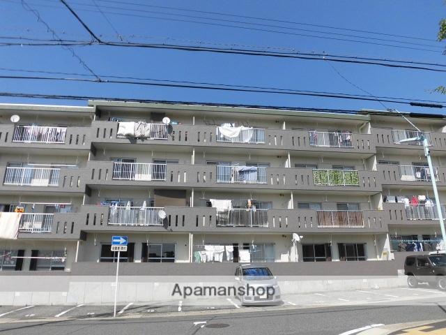 愛知県名古屋市名東区、上社駅徒歩23分の築35年 4階建の賃貸マンション