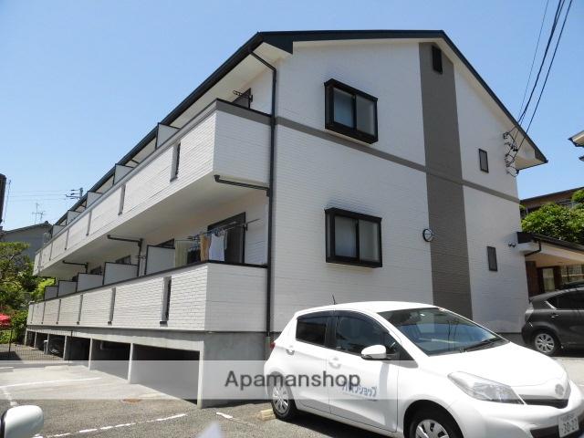愛知県名古屋市名東区、星ヶ丘駅徒歩10分の築17年 2階建の賃貸アパート