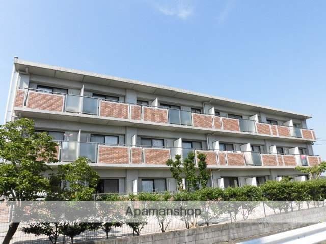 愛知県長久手市、はなみずき通駅徒歩15分の築16年 3階建の賃貸マンション