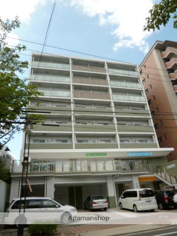愛知県名古屋市名東区、本郷駅徒歩15分の築9年 8階建の賃貸マンション