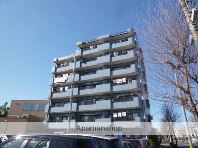 愛知県名古屋市名東区、上社駅徒歩19分の築24年 7階建の賃貸マンション