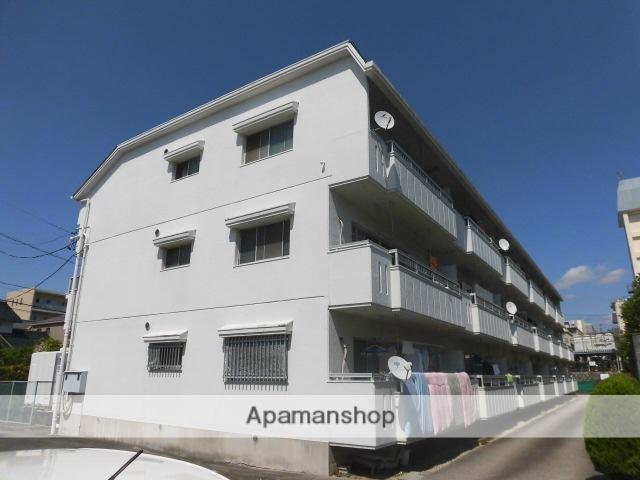 愛知県名古屋市名東区、はなみずき通駅徒歩17分の築31年 3階建の賃貸マンション