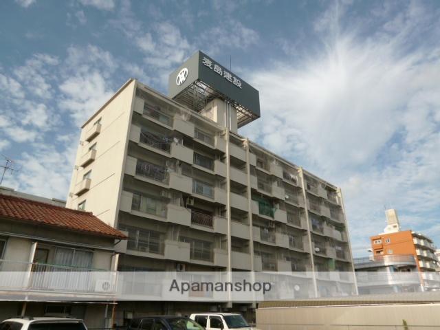 愛知県名古屋市名東区、上社駅徒歩18分の築41年 7階建の賃貸マンション