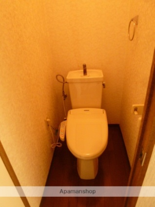 愛知県名古屋市名東区極楽1丁目[1K/20.25m2]のトイレ