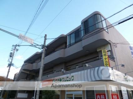 愛知県名古屋市名東区極楽1丁目[1K/20.25m2]の外観1