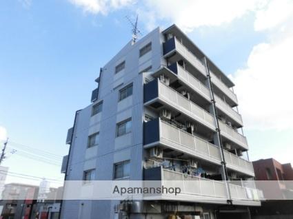 愛知県名古屋市名東区、上社駅徒歩15分の築27年 6階建の賃貸マンション