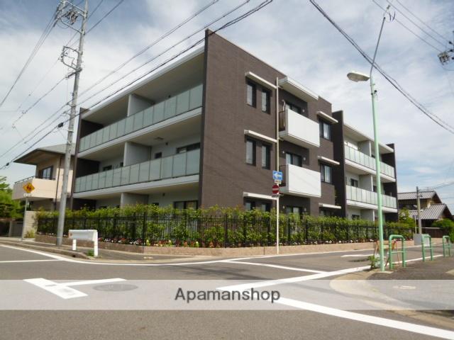 愛知県名古屋市名東区、藤が丘駅徒歩7分の築4年 3階建の賃貸マンション
