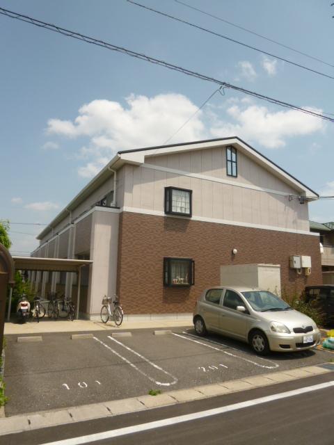 愛知県尾張旭市、三郷駅徒歩31分の築15年 2階建の賃貸アパート