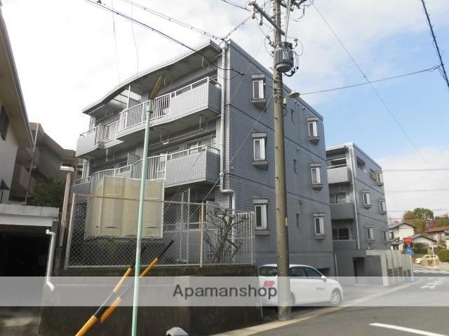 愛知県名古屋市名東区、一社駅徒歩11分の築28年 4階建の賃貸マンション