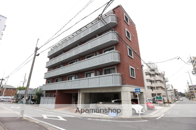愛知県名古屋市名東区、本郷駅徒歩13分の築4年 5階建の賃貸マンション