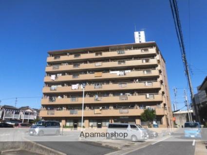 愛知県名古屋市守山区、藤が丘駅徒歩20分の築30年 7階建の賃貸マンション