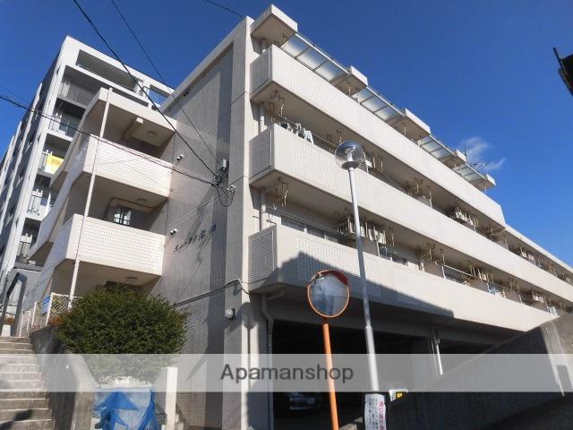 愛知県名古屋市名東区、星ヶ丘駅徒歩8分の築28年 3階建の賃貸マンション