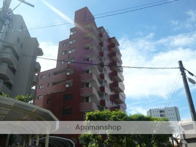 愛知県名古屋市名東区、はなみずき通駅徒歩24分の築28年 10階建の賃貸マンション