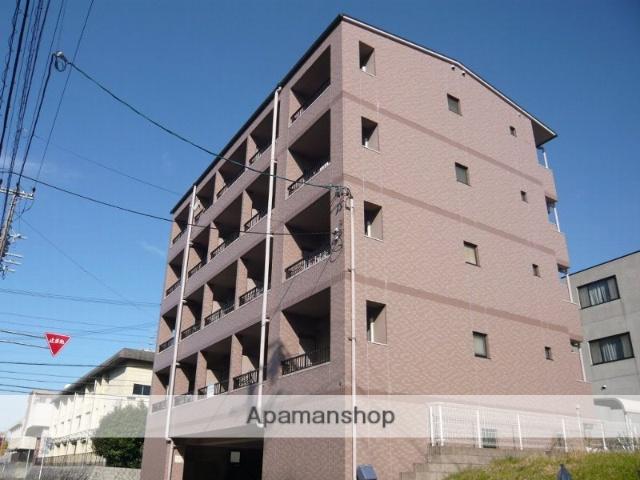 愛知県名古屋市名東区、上社駅徒歩17分の築17年 5階建の賃貸マンション