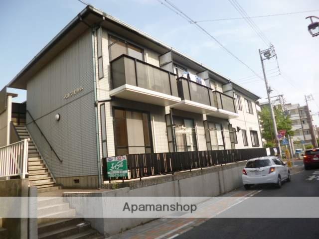 愛知県名古屋市名東区、はなみずき通駅徒歩19分の築22年 2階建の賃貸アパート